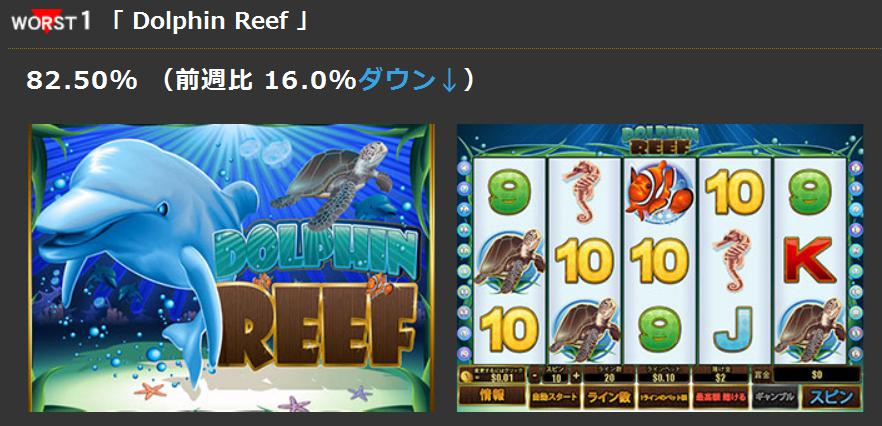 worst1「 Dolphin Reef 」